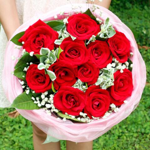 8fef3eb51798 Love in heart-Xi an flowers shop